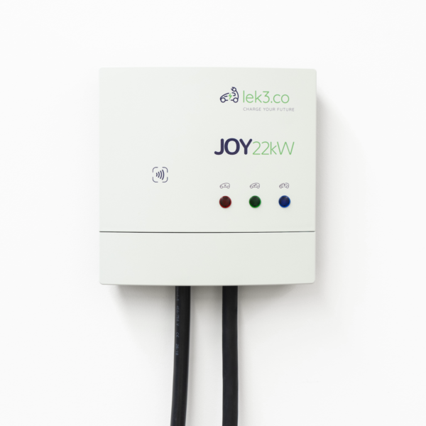 Incarcator Joy 22 kw - gri